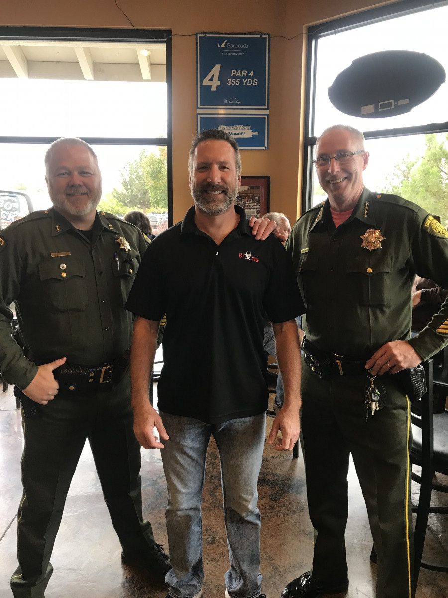 Coffee With A Cop Day in Reno