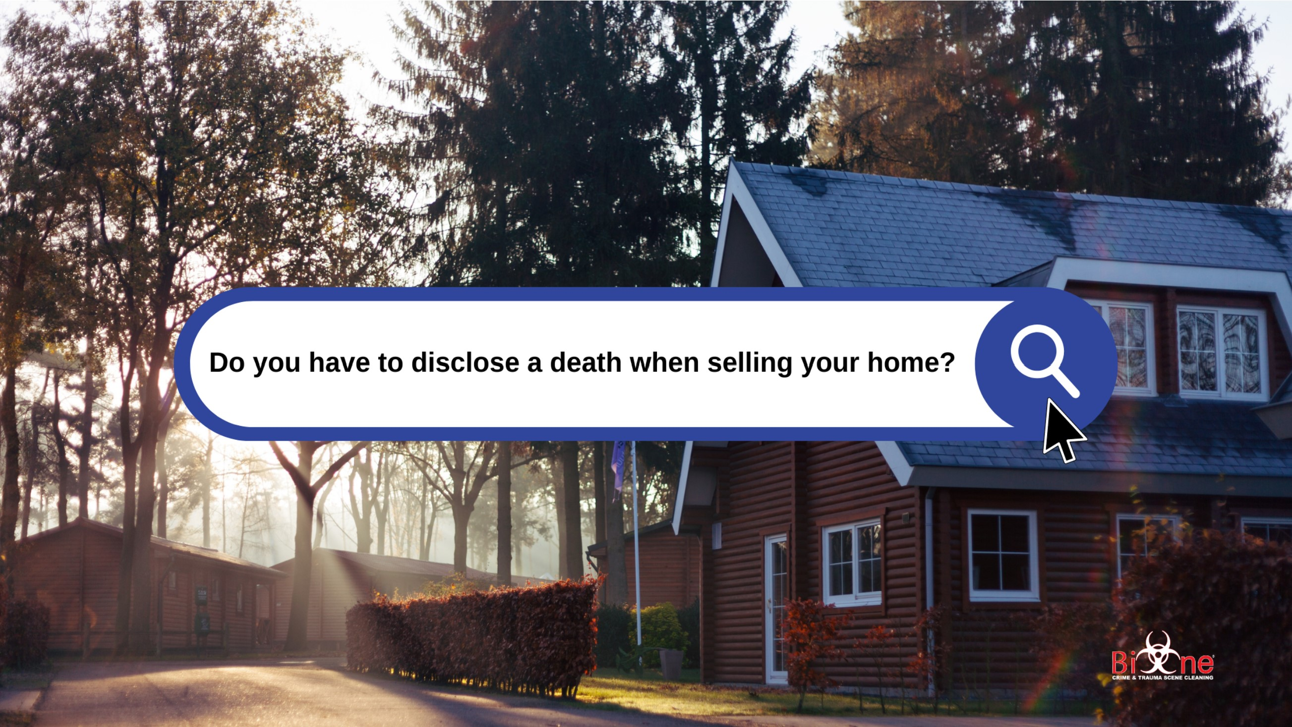 In Nevada Do you Have to Disclose a Death When Selling Your Home?